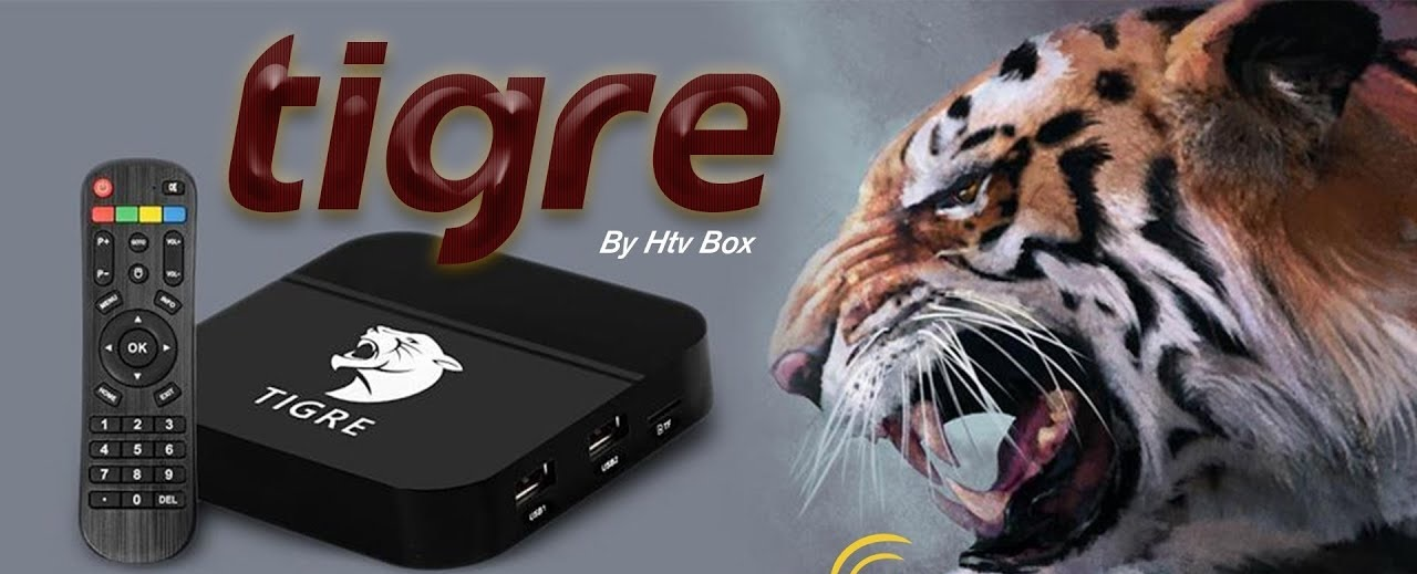 Receptor Tv Box Tigre