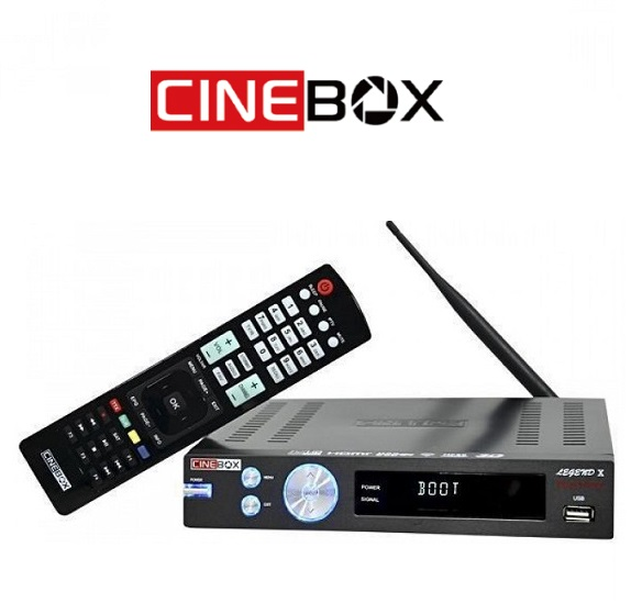 Cinebox Legend X