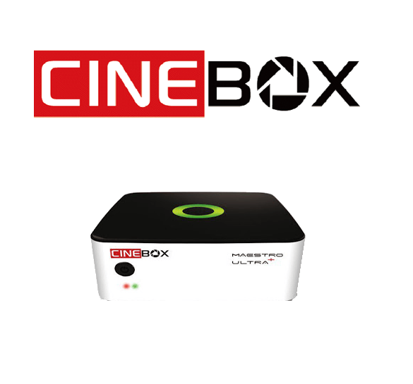 Receptor Cinebox Maestro Ultra