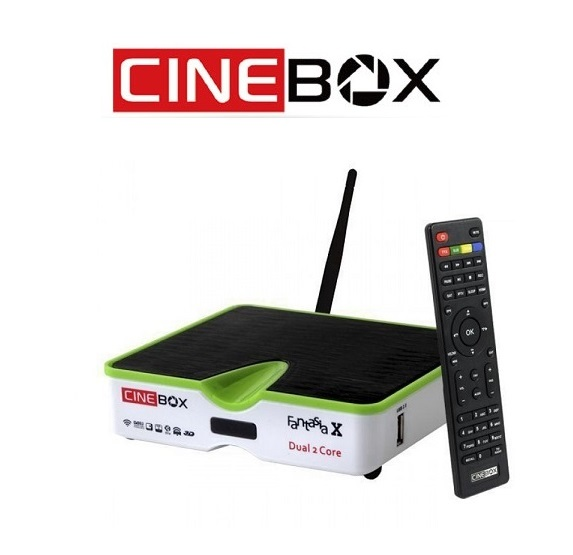 Receptor Cinebox Fantasia X