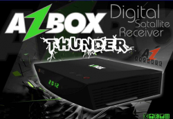 RECEPTOR AZBOX THUNDER HD HDMI YOUTUBE