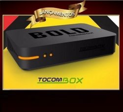 RECEPTOR TOCOMBOX BOLD 3D ANDROID 4K 2TUNNERS