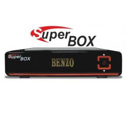 RECEPTOR SUPERBOX BENZO+ FULL HD YOUTUBE IPTV