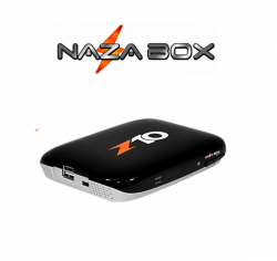 RECEPTOR NAZABOX NZ10 FTA IPTV ACM WIFI