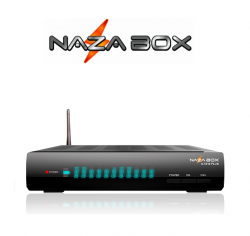 RECEPTOR NAZABOX NX S1010 DOLBLY WIFI MP3