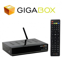 RECEPTOR GIGABOX S1200 HD ACM HDMI