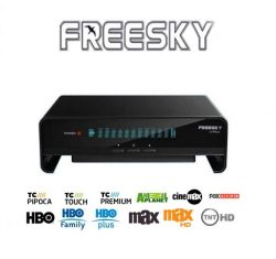 FREESKY LA ROCA FTA FULL HD ON DEMAND IPTV CINE SKY