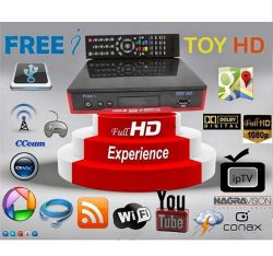 RECEPTOR FREESKY FREE I TOY IPTV HD