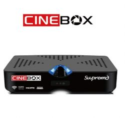 RECEPTOR CINEBOX SUPREMO FTA FULL HD IKS SKS MP3