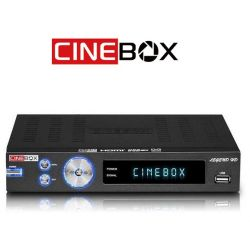 RECEPTOR CINEBOX LEGEND HD 3D FULL HD IPTV