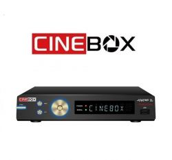 RECEPTOR CINEBOX LEGEND X2 IKS SKS IPTV