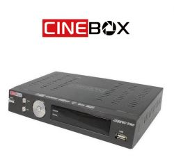 RECEPTOR CINEBOX LEGEND DUO 3D FULL HD LED IPTV HDMI