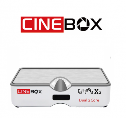 CINEBOX FANTASIA X2 ACM 3D WIFI USB HDMI WIFI