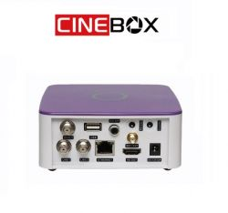 RECEPTOR CINEBOX FANTASIA MAXX + PLUS ACM 3D 4K