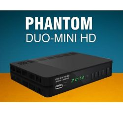 RECEPTOR PHANTOM DUO MINI