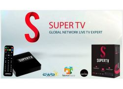 RECEPTOR SUPER TV 4K IPTV VOD WIFI QUAD CORE