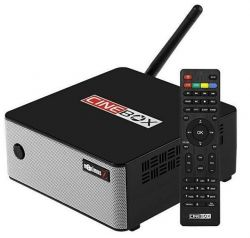 Cinebox Maximus Z Lançamento Acm WiFi Iptv Usb Hdmi