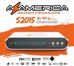 AZAMERICA S2015 HD ACM + ANDROID 7.0 4K