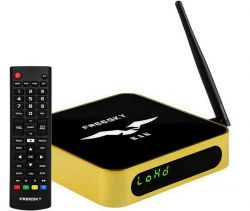 Freesky Rak HD WiFi Acm OnDemand Iptv